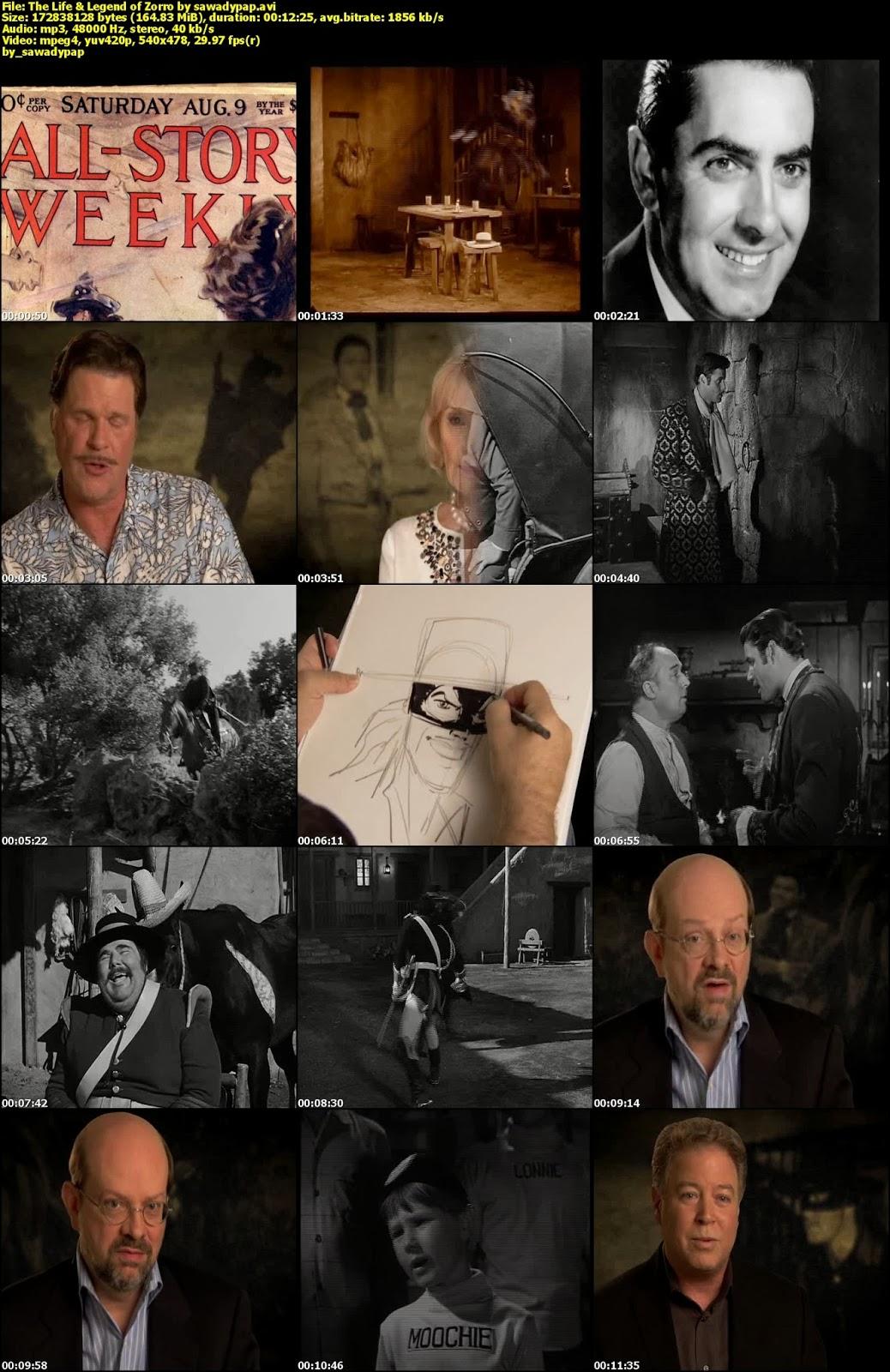 El Zorro [Documentales][DVDRip][Subtitulada]