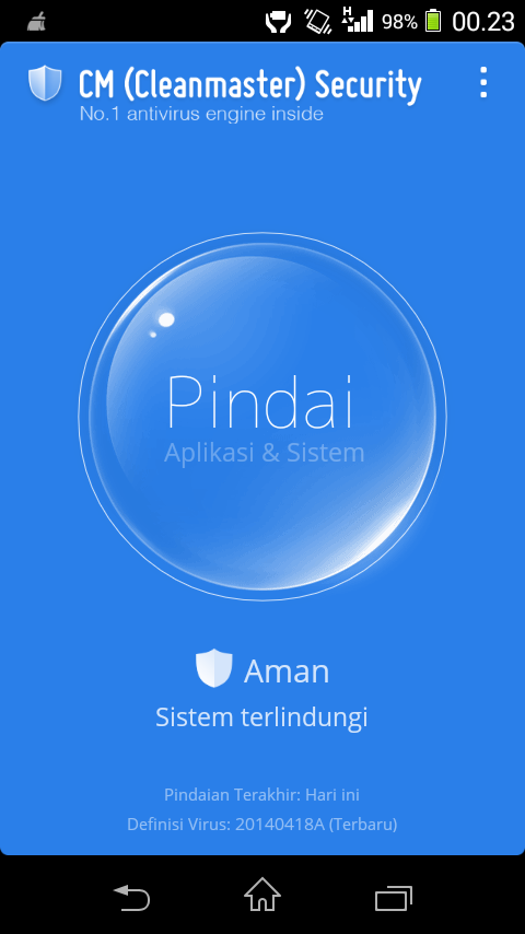 Lindungi & Protect Androidmu Dari Virus Dan Malwere