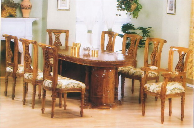 Dining table with unique design best furniture gallery for Unique dining table design