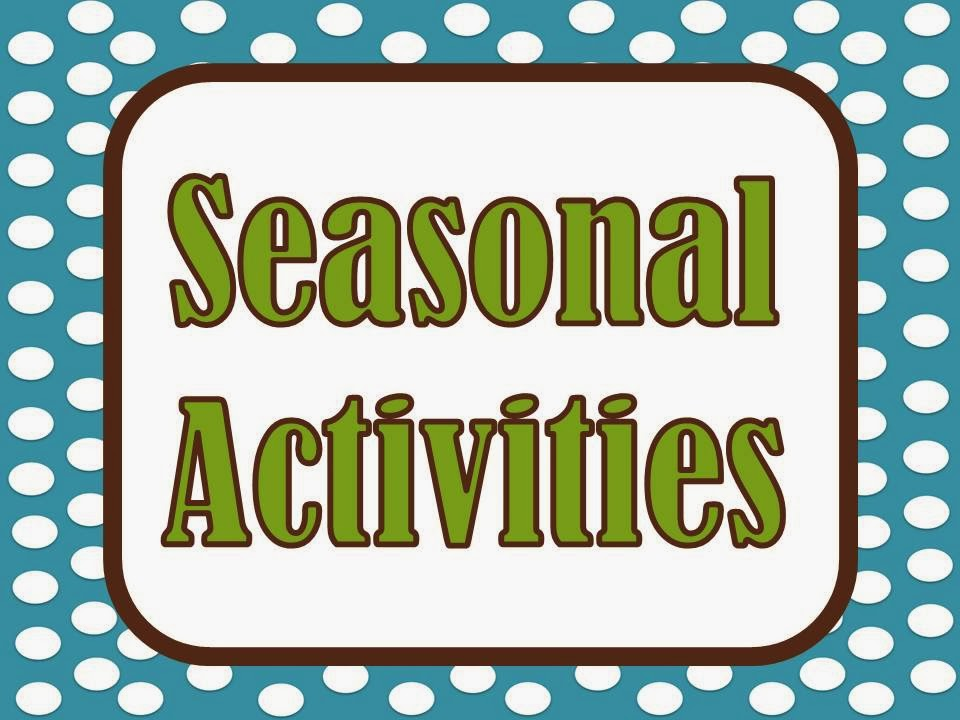 Fern Smith's Classroom Ideas Seasonal Activities