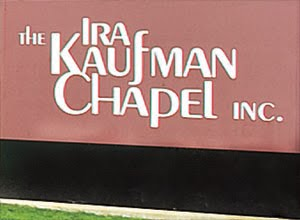 THE IRA KAUFMAN CHAPEL
