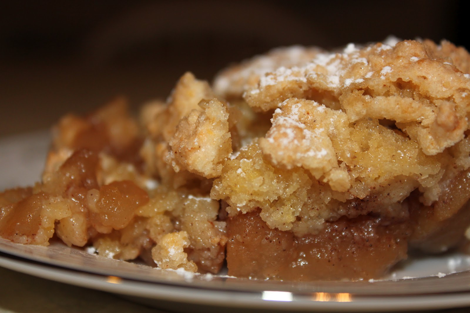 Apple Cobbler Recipe — Dishmaps