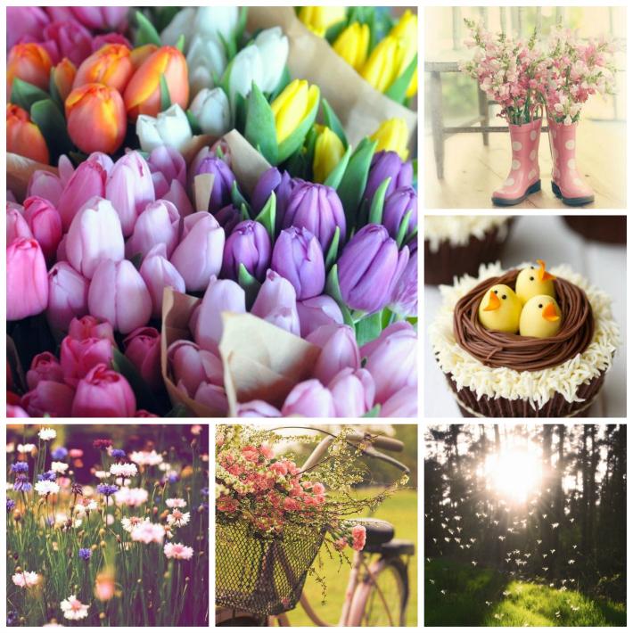 Pinterest Board Spring