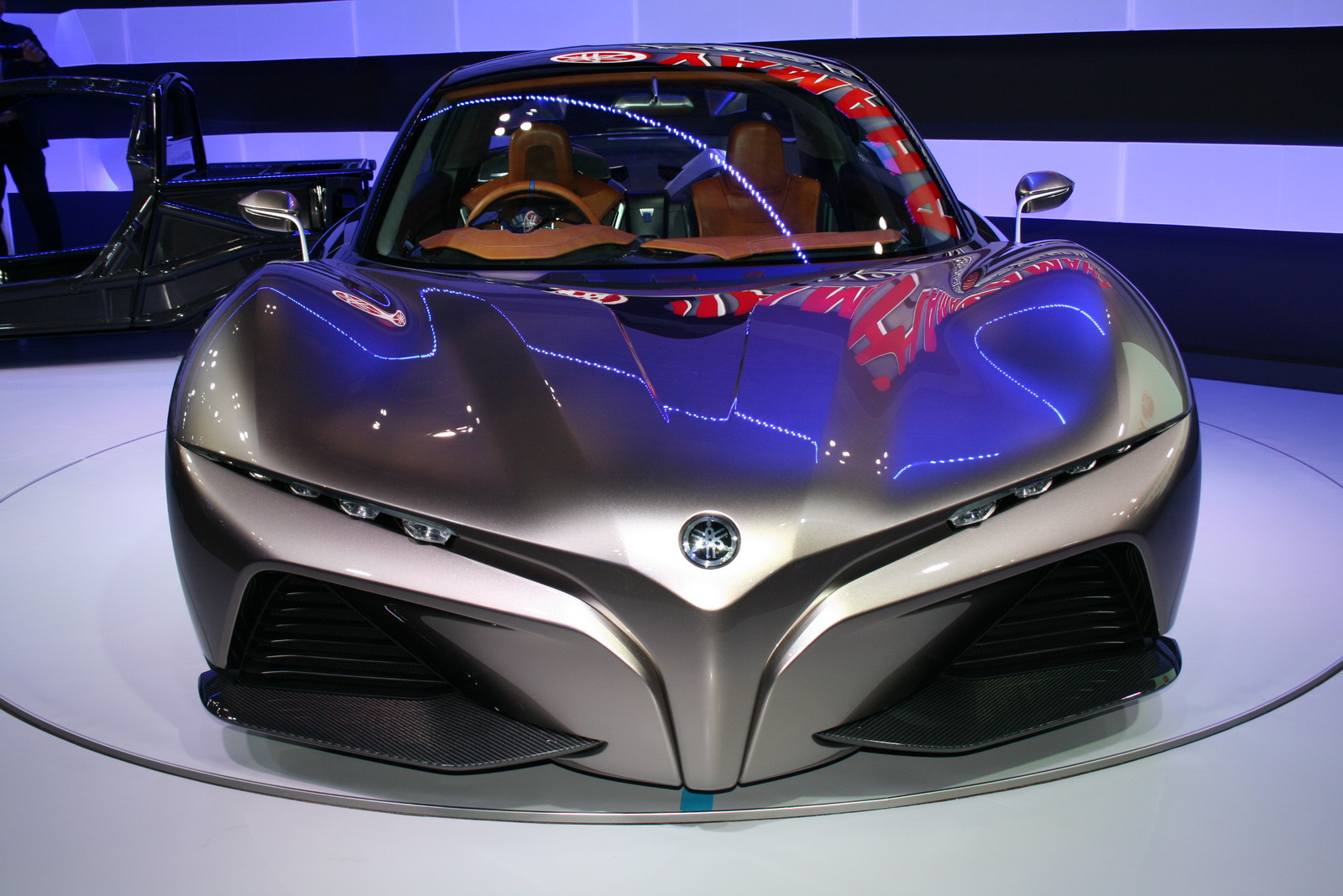 Yamahas New Sports Ride Concept Is The Affordable Carbon Sports - New sports cars 2015