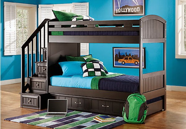 kids room ideas bunk beds