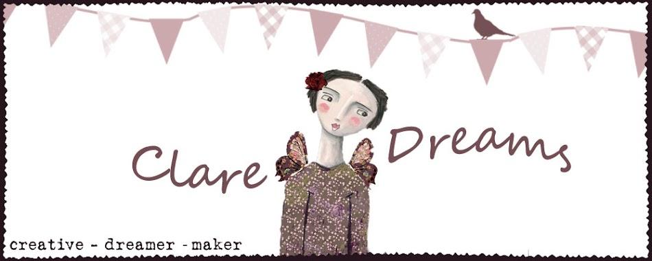 Clare Dreams