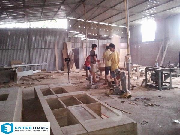 Hình ảnh Xưởng gỗ đồ gỗ enterhome