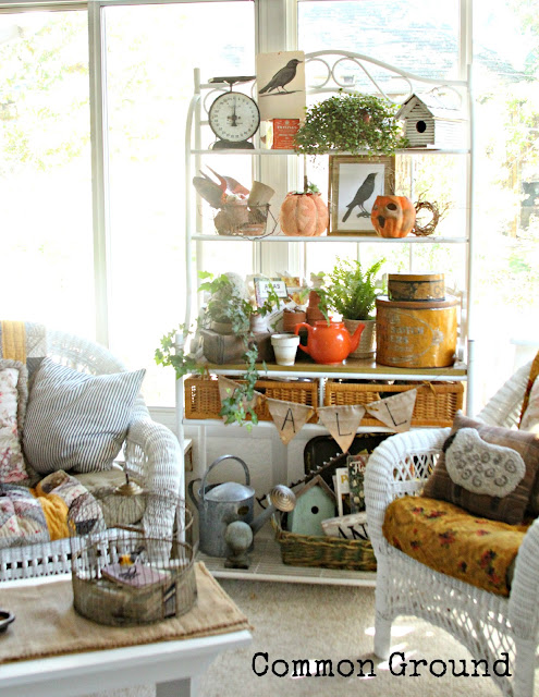 IMG 1257+2 Vintage inspired French Country home tour