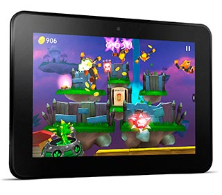 Amazon Kindle Fire HD 8.9 4G LTE: Pics Specs Prices and defects