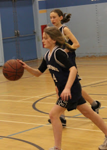 Grade 6/7 girls....basketball