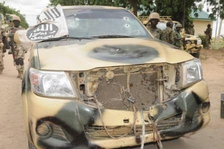 boko haram killed maiduguria