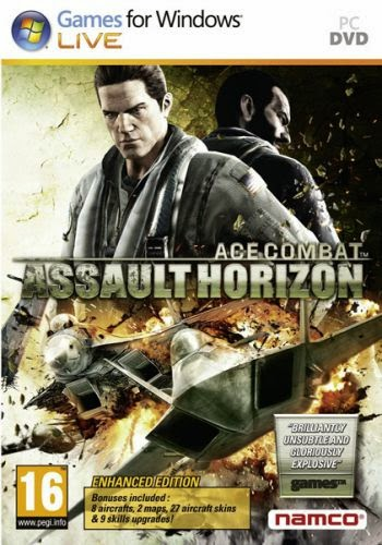 Ace Combat: Assault Horizon - Enhanced Edition FLT