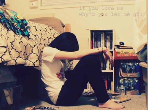 alone girls