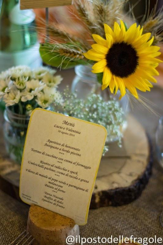 Matrimonio Girasoli E Spighe : Patrizia weddings events quando il matrimonio e in