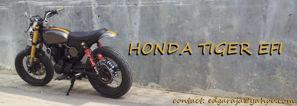 Honda Tiger EFI