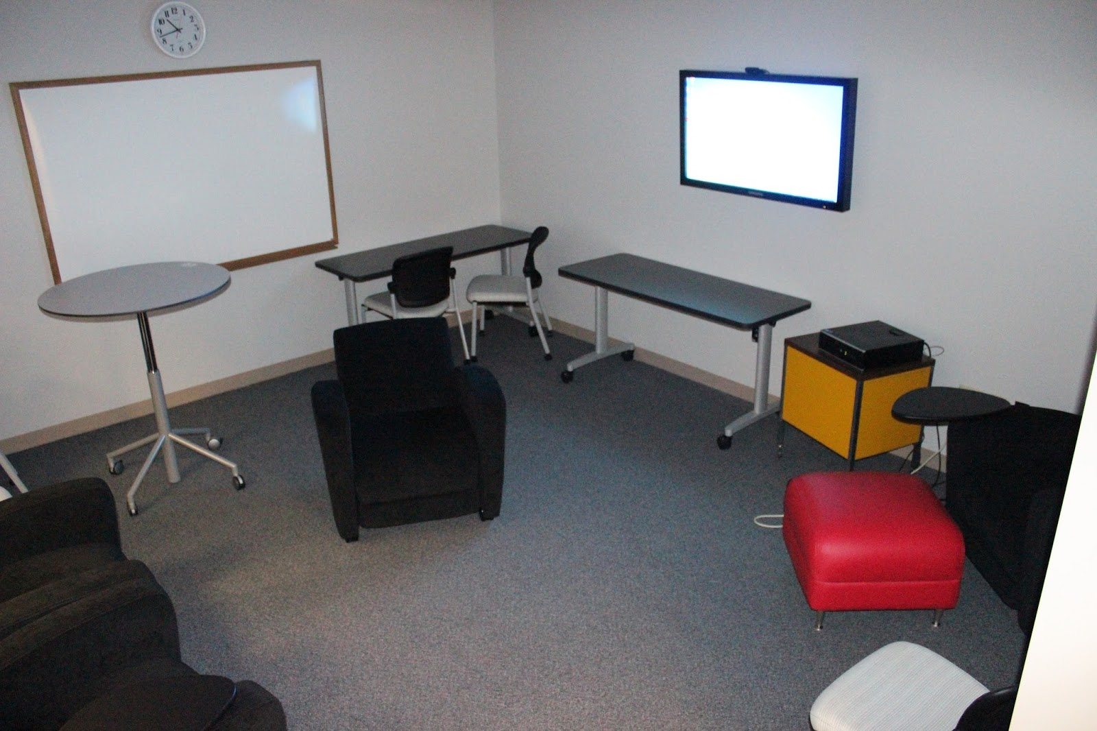 Study Rooms | Library