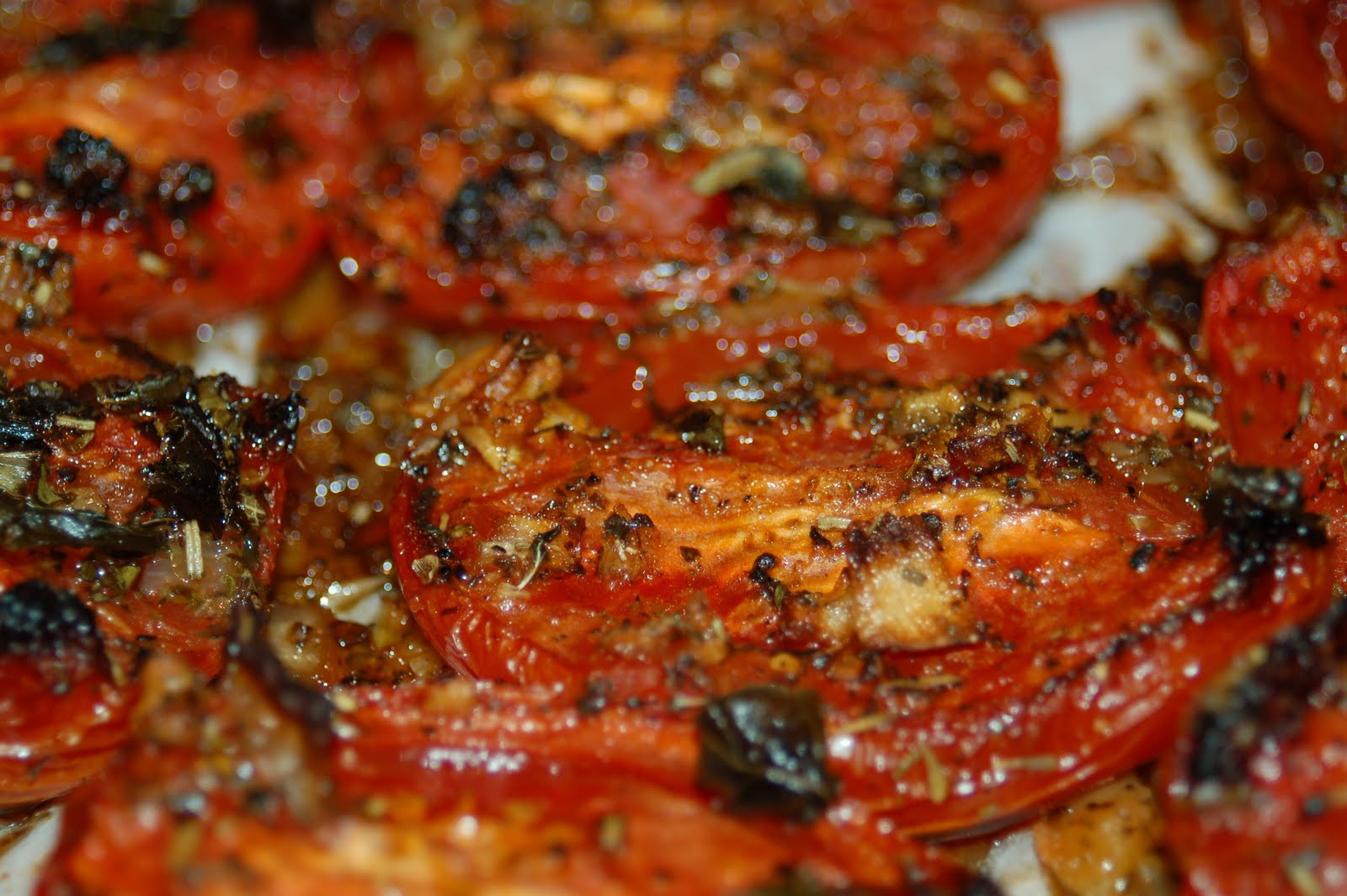 The Best Ever Oven Roasted Tomato Sauce