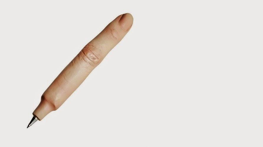 finger-pen-erkek-parmagi-kalem