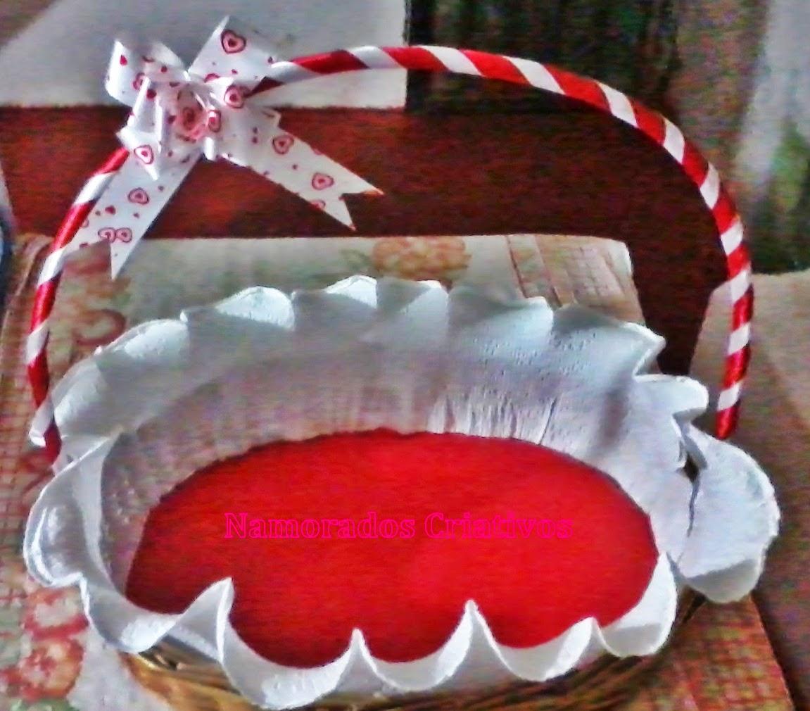 Namorados Criativos Como montar uma cesta de café da manhã