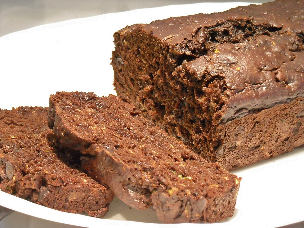 Diabetics Rejoice!: Chocolate Zucchini Bread