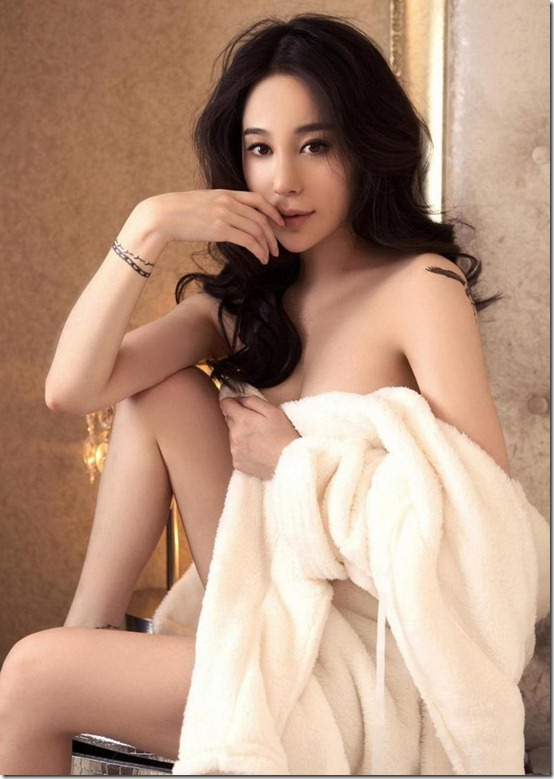 chinese actress naked pic