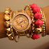 ♦♥♦ Rose Gold Fossil Boyfriend Watch Review ♦♥♦