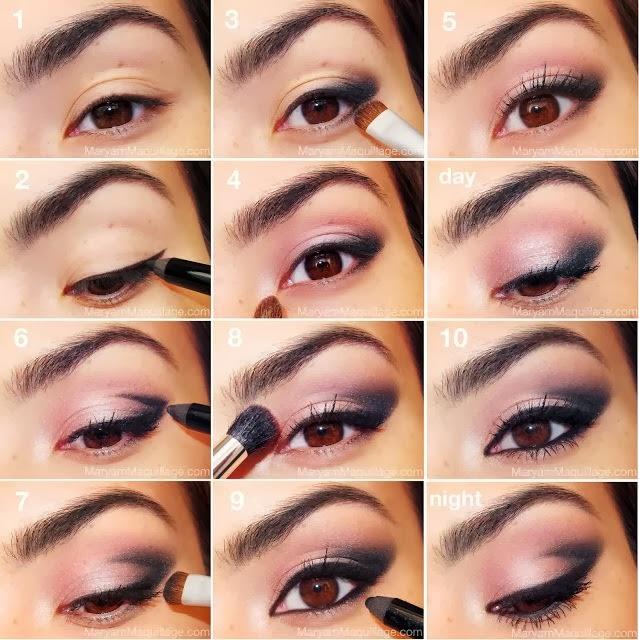 Makijaż Oczu Krok Po Kroku