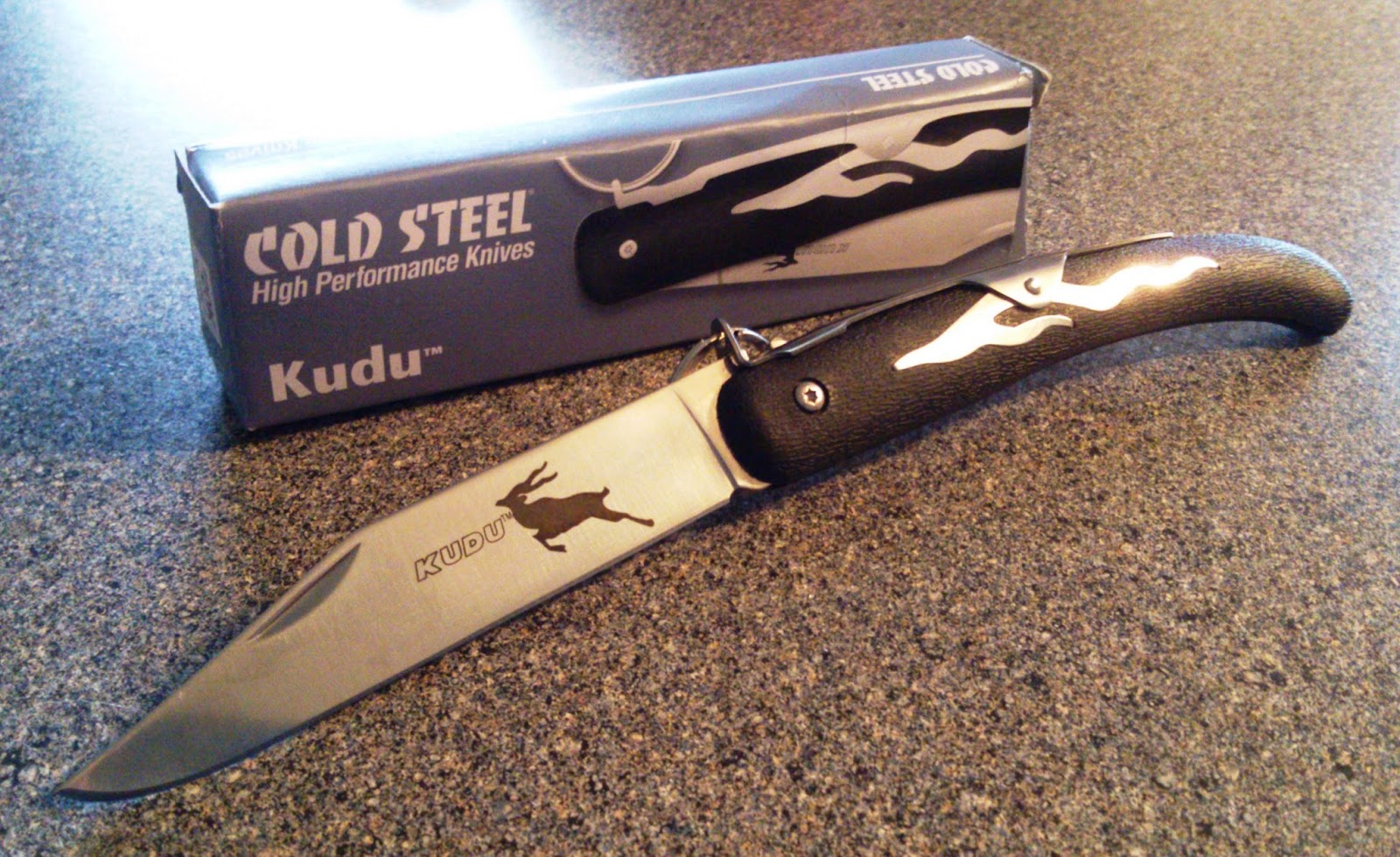 Cold Steel Kudu Knife Review - Father's Day