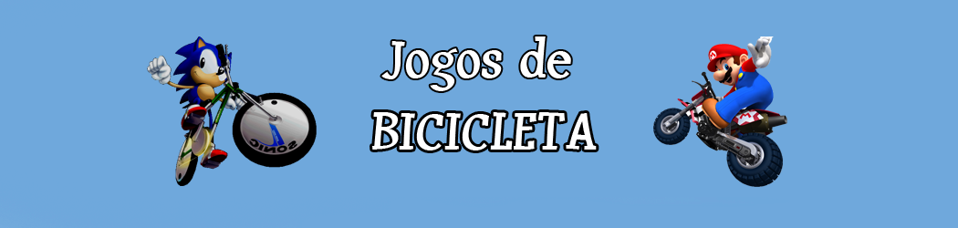 JOGOS DE BIBICLETA
