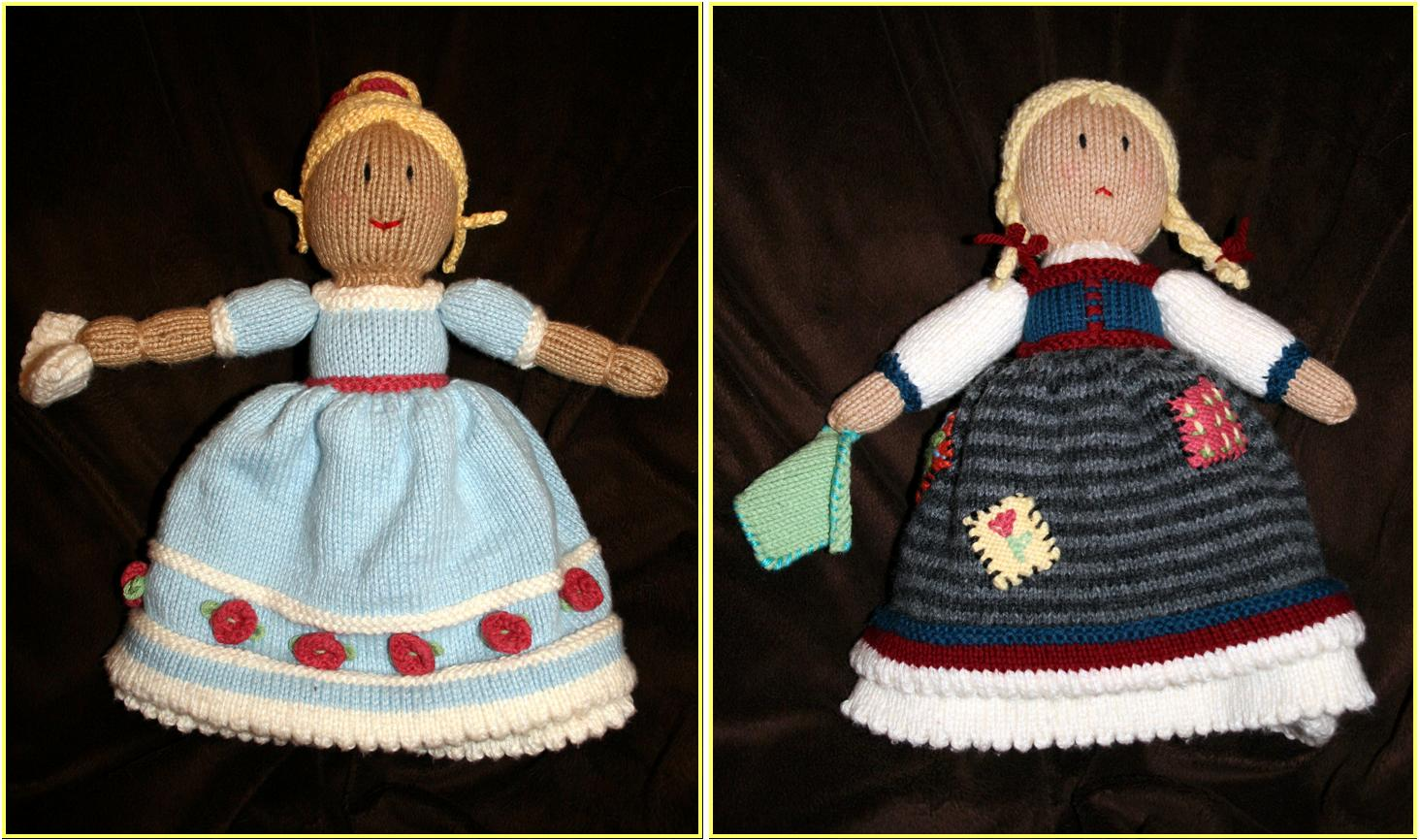 One Clever Mom Cinderella Topsy Turvy Doll