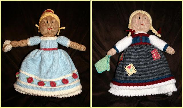 one clever mom: Cinderella Topsy-Turvy Doll