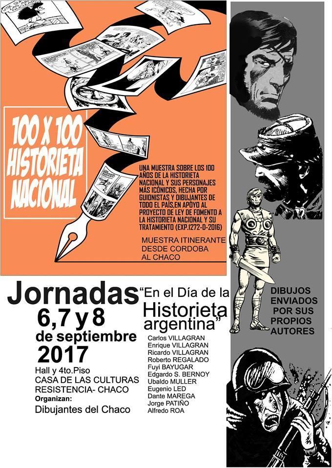 100 Años de Historieta Nacional