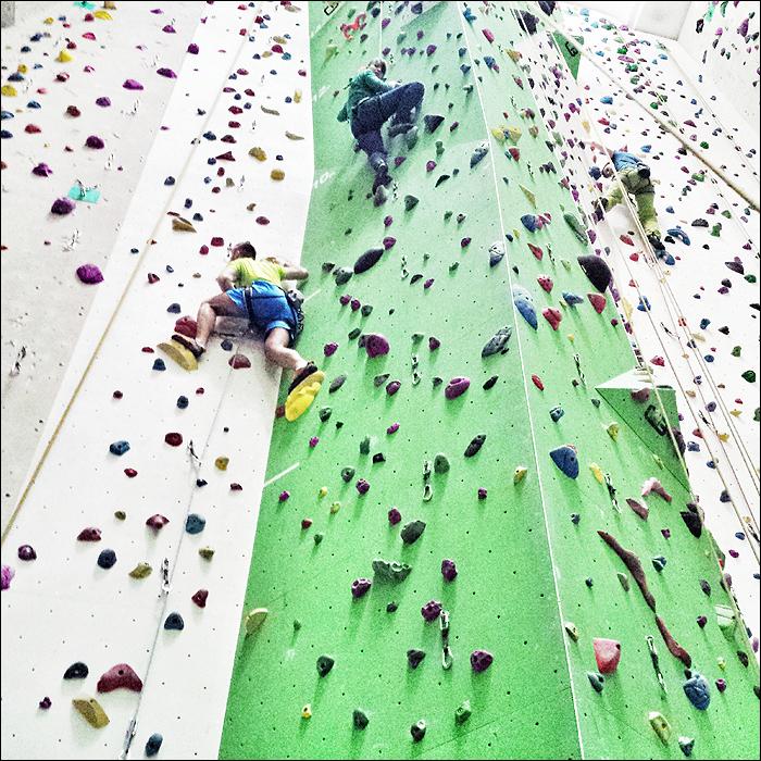 DAV Heilbronn, Kletterarena