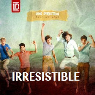 ONE DIRECTION - IRRESISTIBLE LYRICS