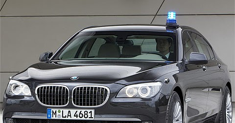2010 BMW 7-Series High Security Insurance Information