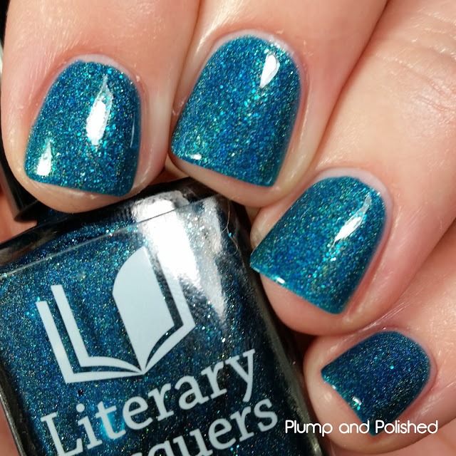 Literary Lacquers - Salt and Sweetness