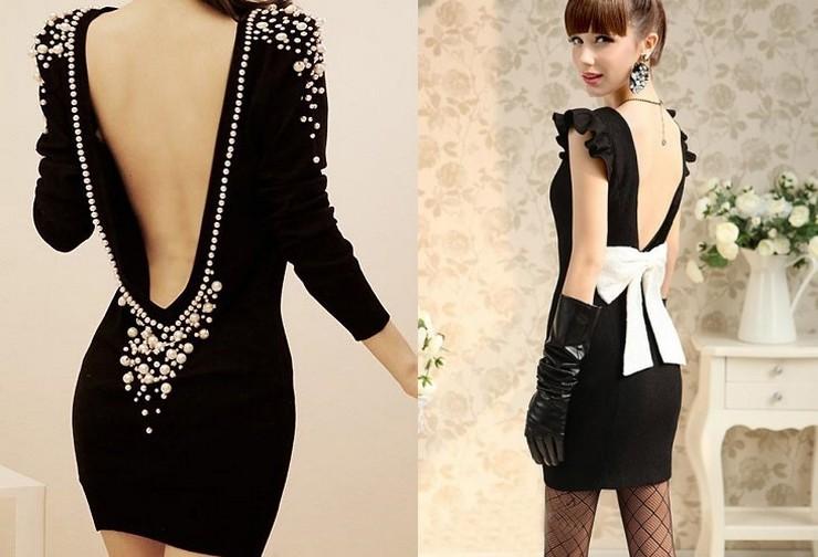 Maryfashionlove The Little Black Dress