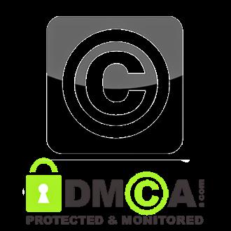 DMCA Copyright Logo PNG