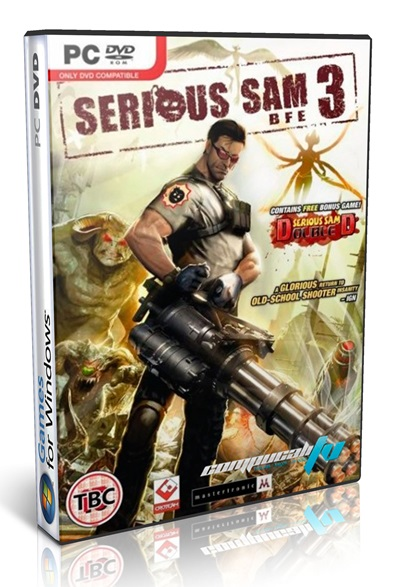 Serious Sam 3 BFE Jewel of the Nile PC Full Español
