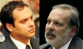 Pesquisa: Armando na frente, Paulo Câmara ainda não decolou