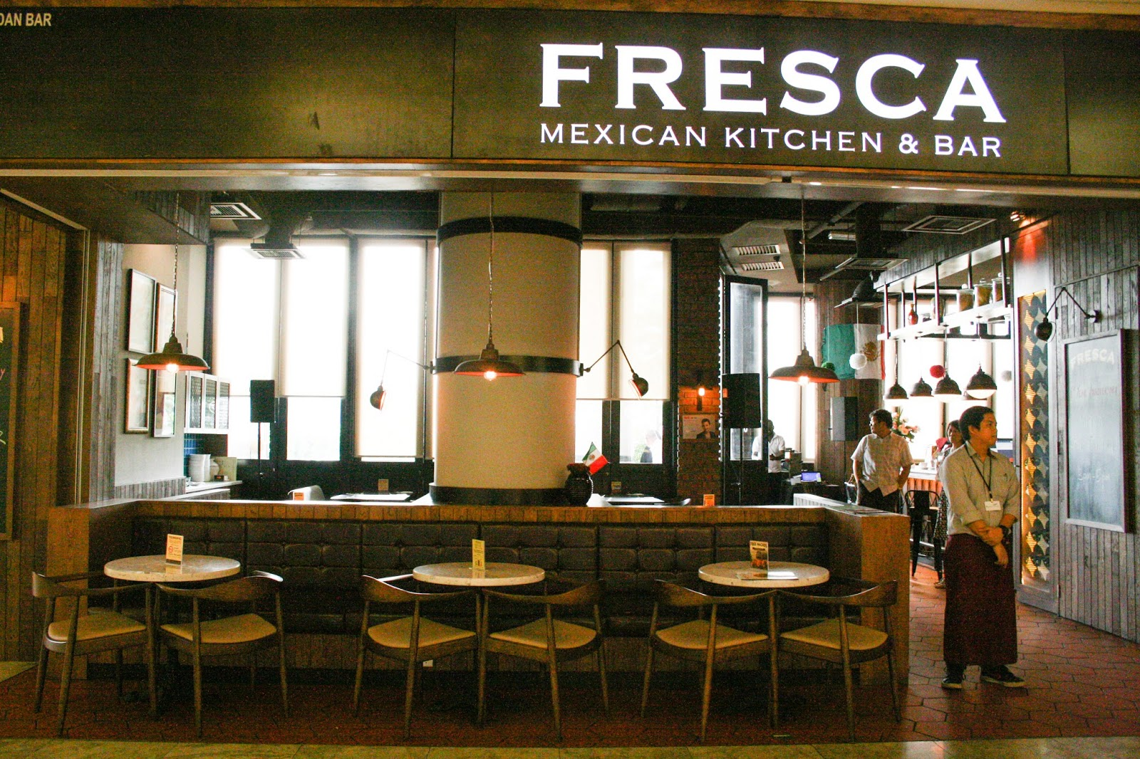 Fresca s st year anniversary the gardens mid valley
