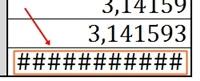 Formatar células em planilha eletrônica - Excel