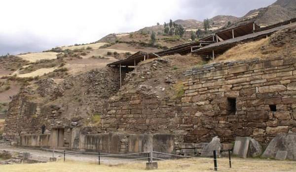 Chavín de Huantar (Perú)