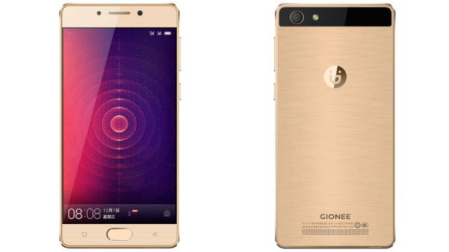 Gionee Steel Announced With 3GB Ram, 4000mah Battery