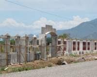 nuevo cementerio de Olanchito