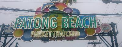 Bangala Road Sign
