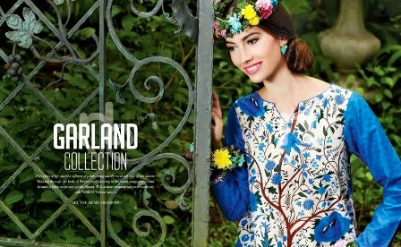 Exclusive Lawn Collection 2014-2015