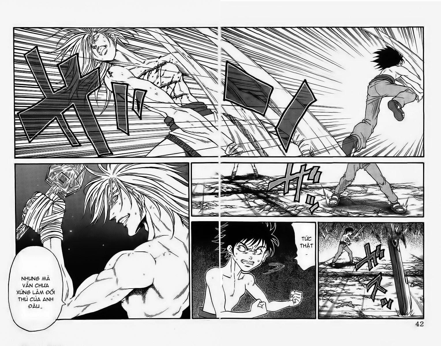 Vua Trên Biển – Coco Full Ahead chap 251 Trang 14 - Mangak.info