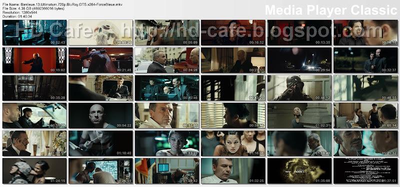 Banlieue 13 Ultimatum 2009 video thumbnails