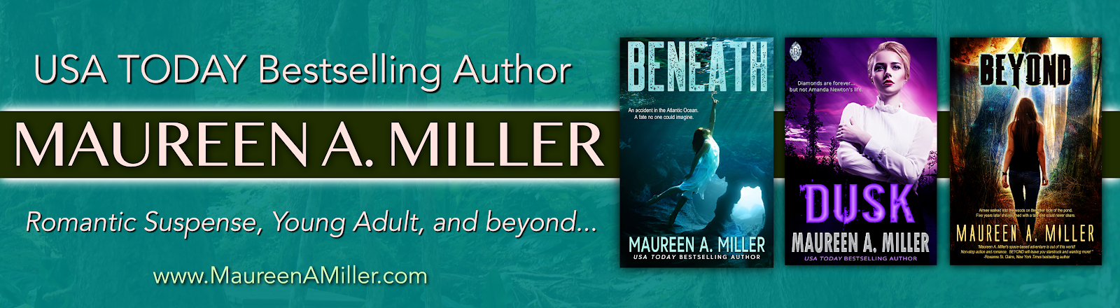 Maureen A. Miller Blog